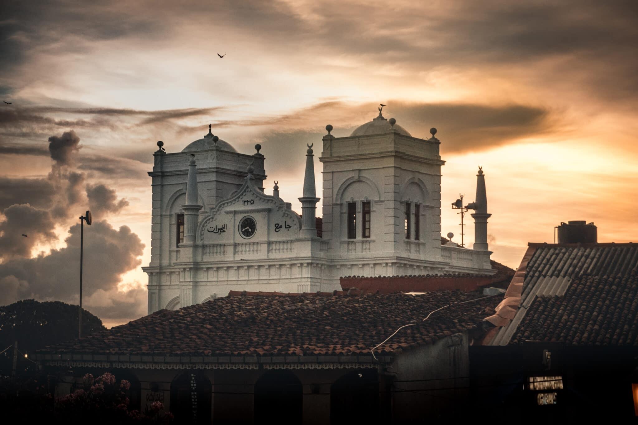Galle Sri Lanka - Moschee