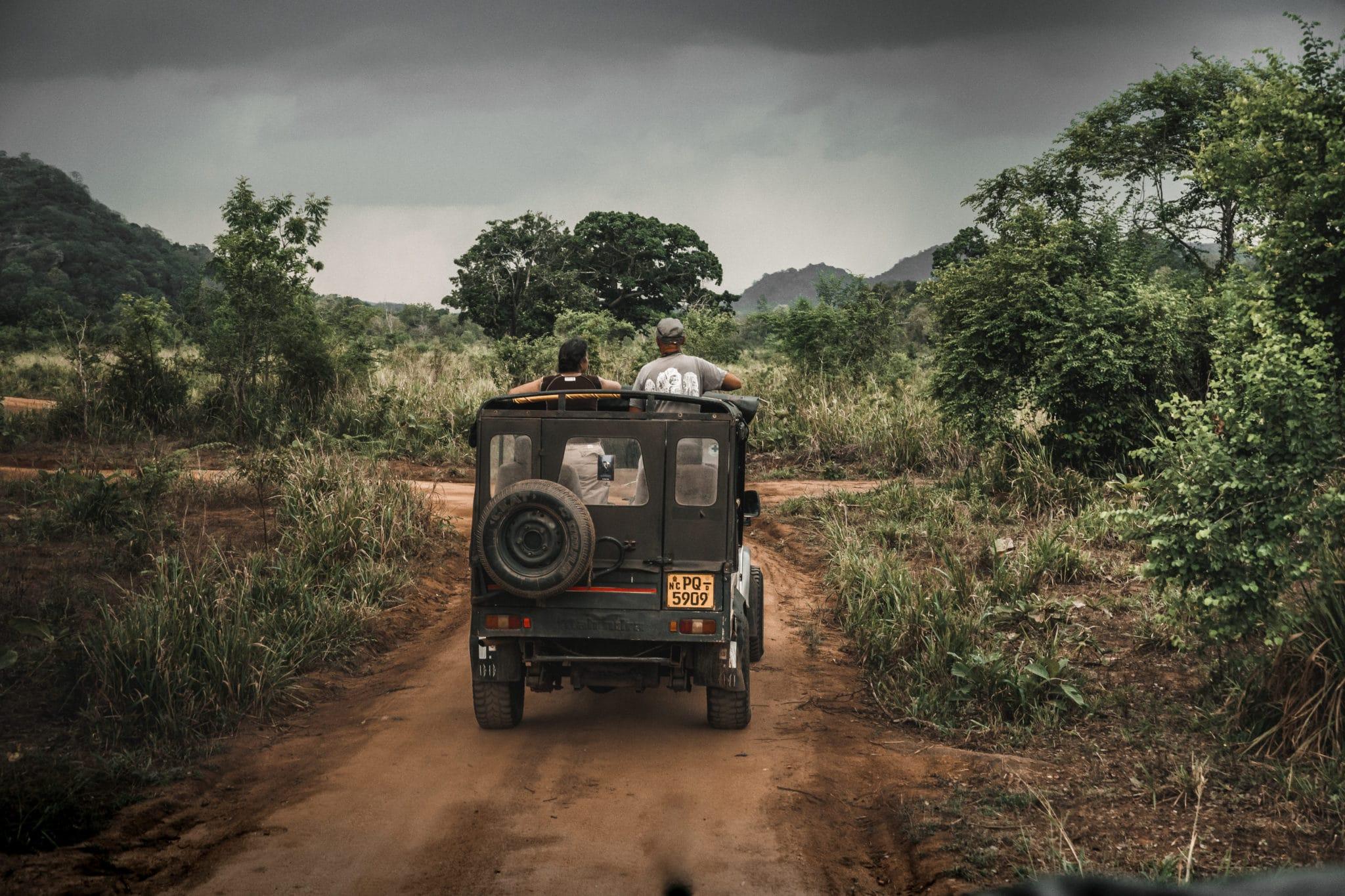 Safari Sri Lanka