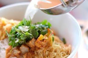 Mohinga Suppe Myanmar