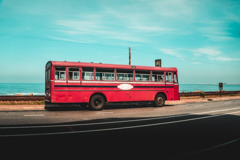 Bus - Sri Lanka